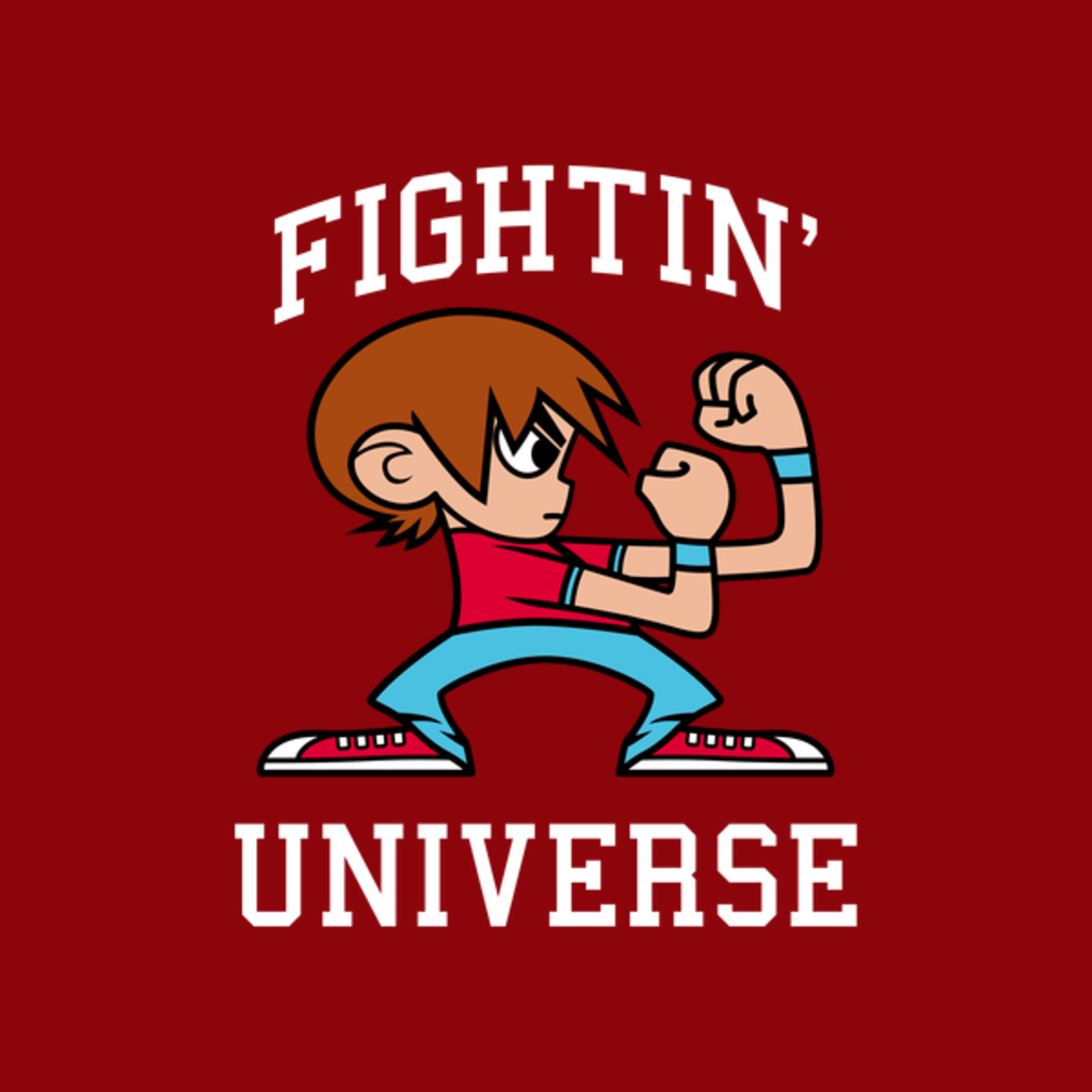 NeatoShop: Fightin' universe