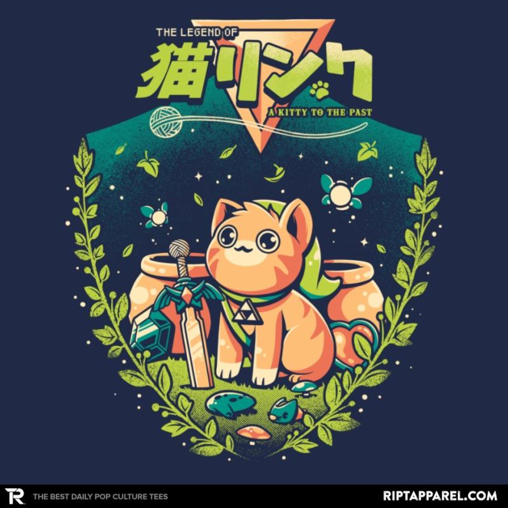 Ript: A Kitty to the Past