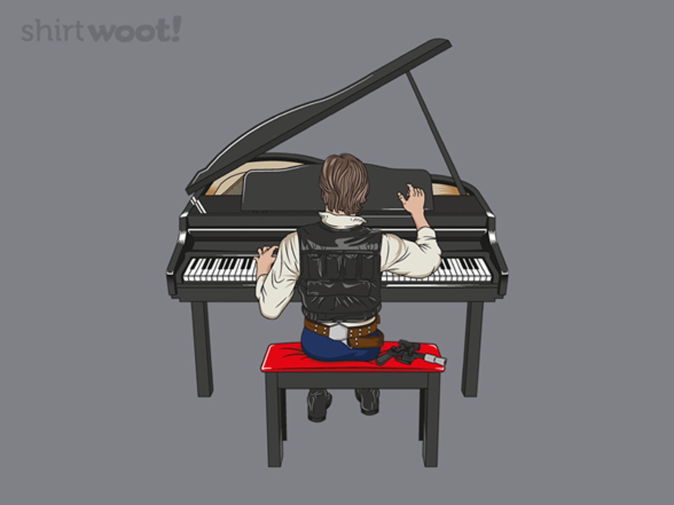Woot!: Piano Solo