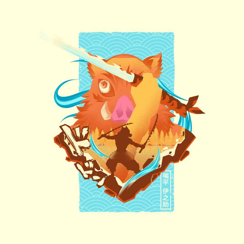 TeeFury: Boar Breathing