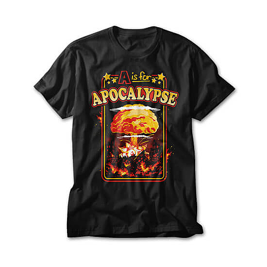 OtherTees: A is for Apocalypse