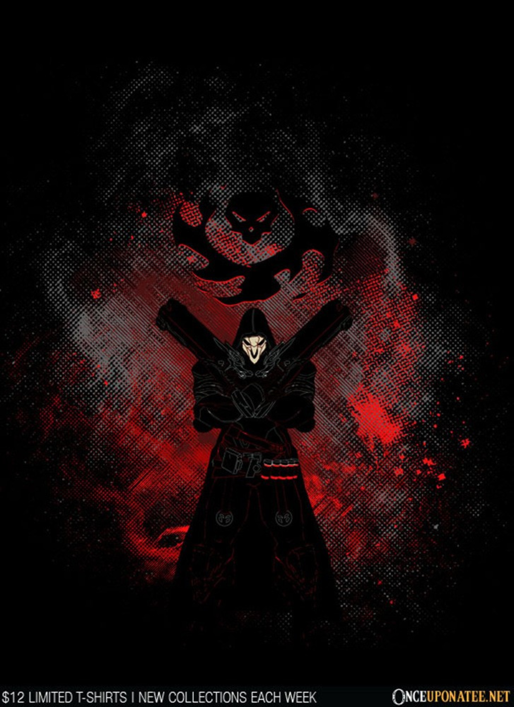 Once Upon a Tee: Reaper Art