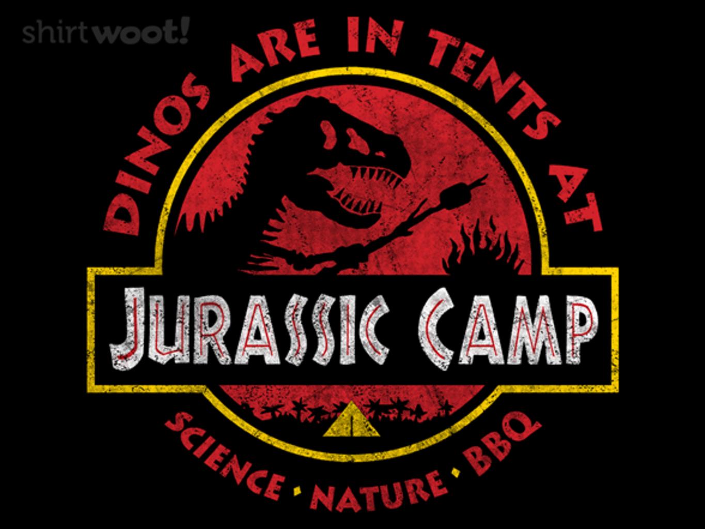 Woot!: Jurrasic Camp