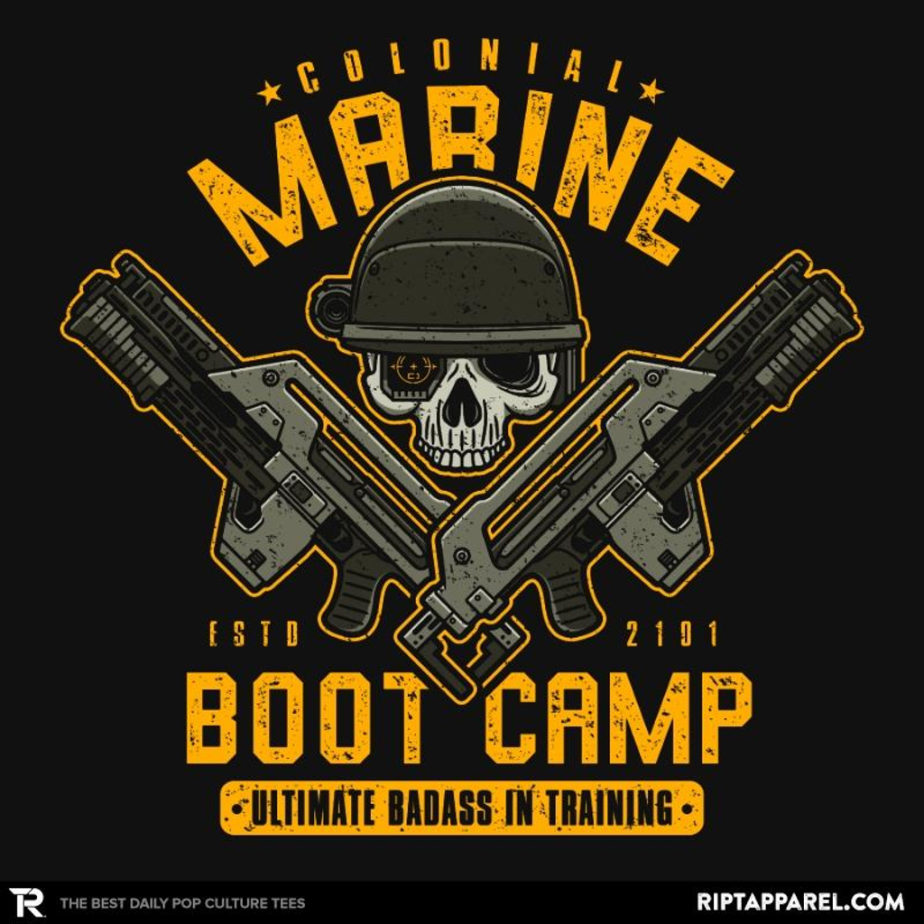 Ript: Colonial Marines Boot Camp