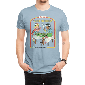Threadless: My First Alien Autopsy