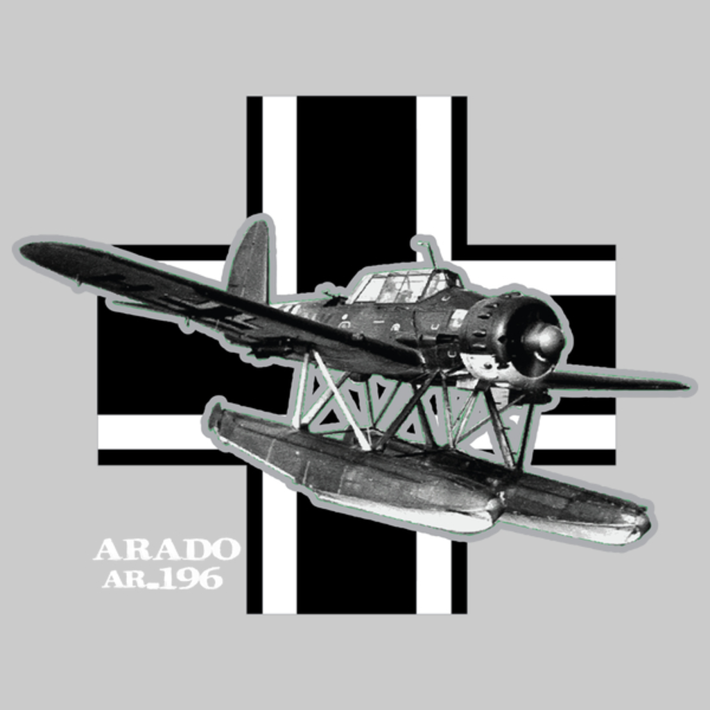 NeatoShop: Arado AR-196  seaplane