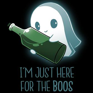 TeeTurtle: I'm Just Here For The Boos