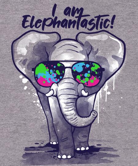 Qwertee: Elephantastic
