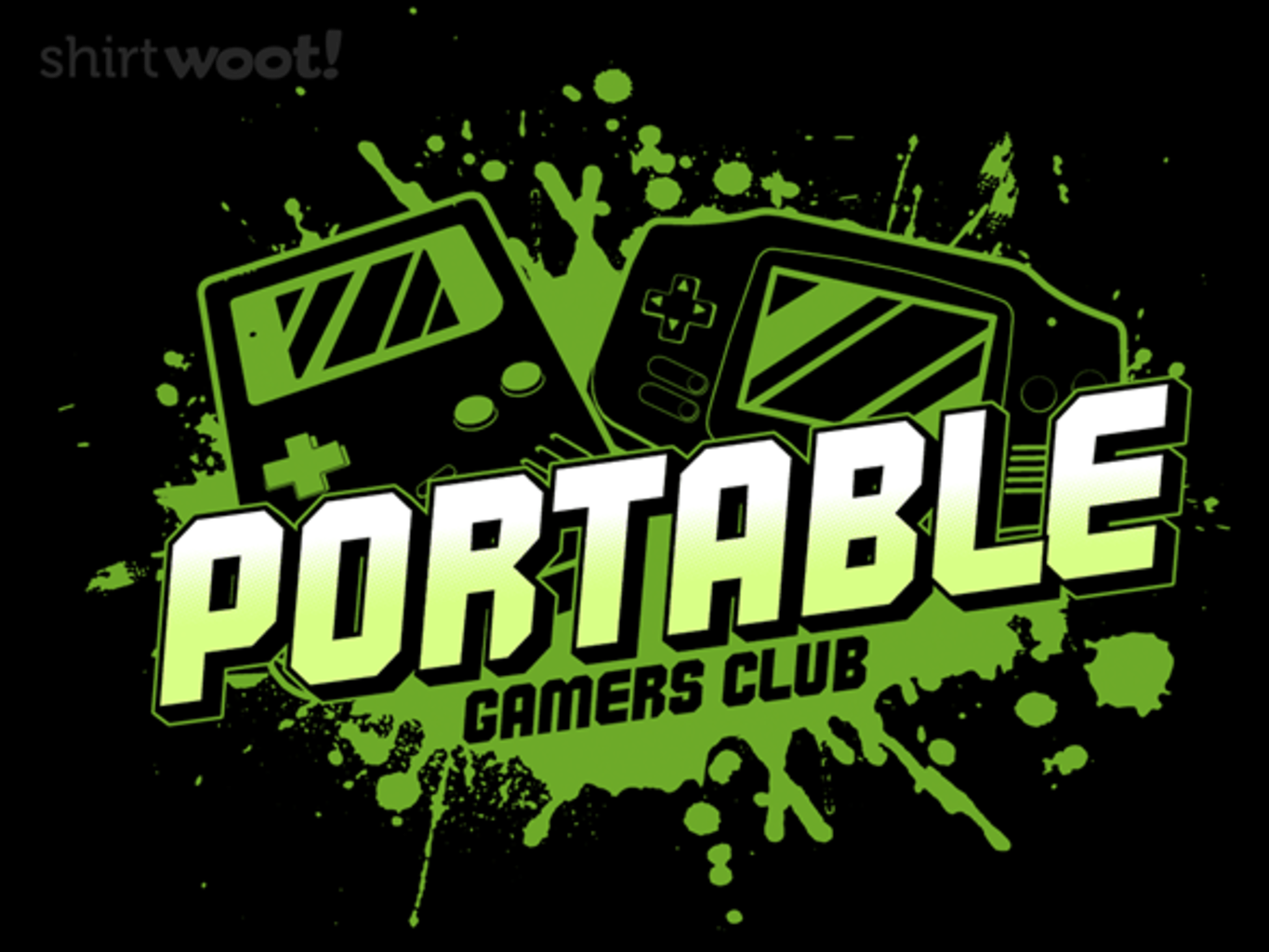 Woot!: Portable Gamers Club - $15.00 + Free shipping