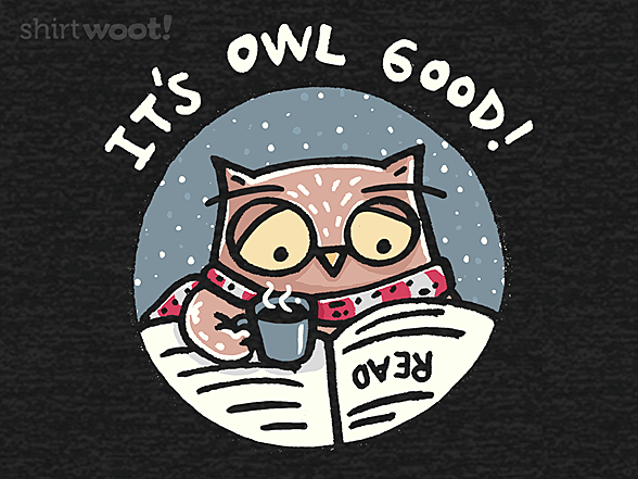 Woot!: It's Owl Good