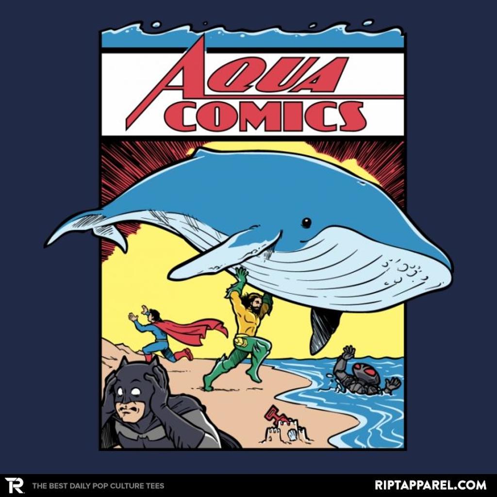 Ript: Aqua Comics #1