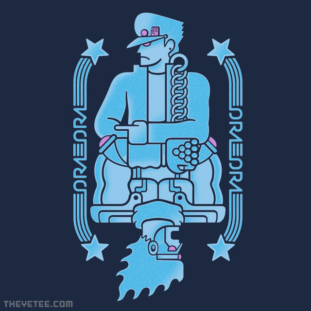 The Yetee: JoJo Deck