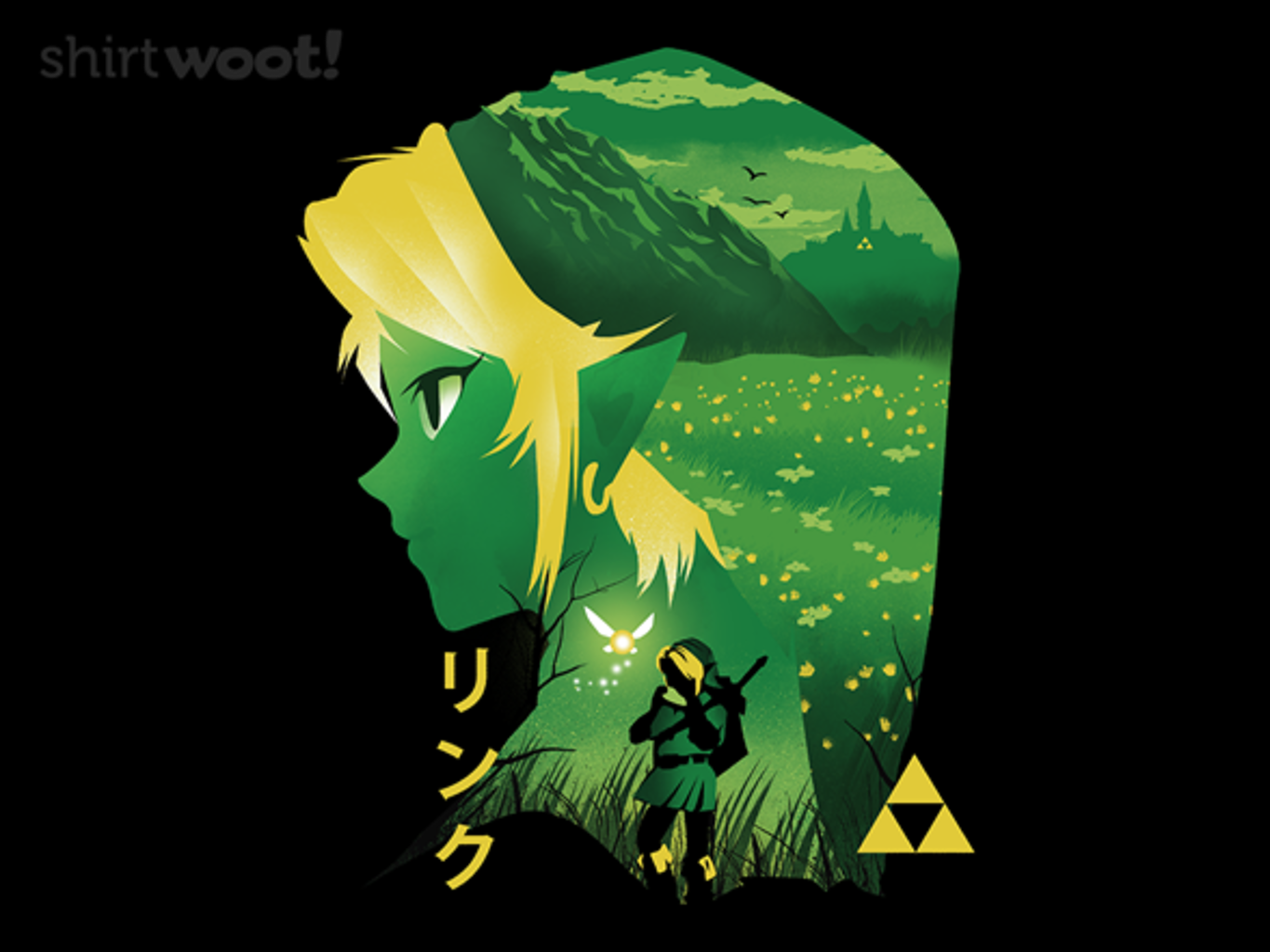 Woot!: Hyrule Hero