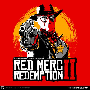 Ript: Red Merc Redemption II