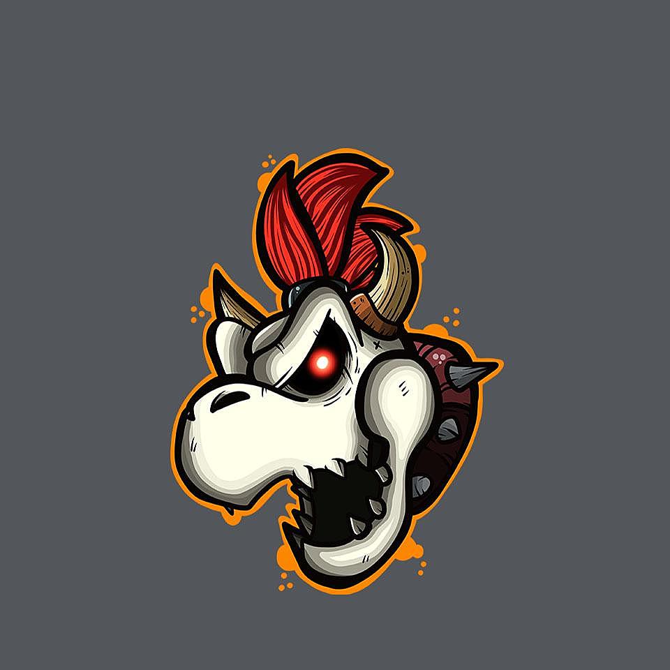 TeeFury: Dragon Bones