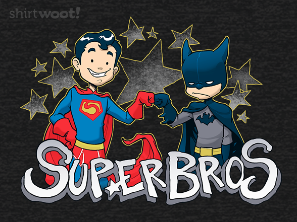 Woot!: Super Bros