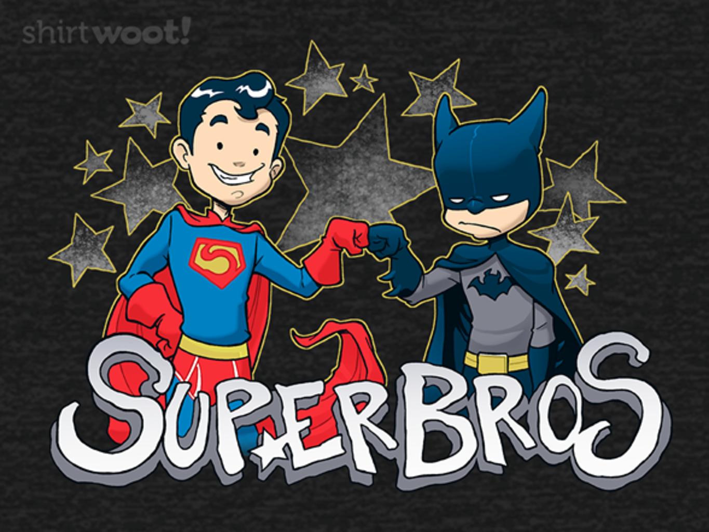 Woot!: Super Bros