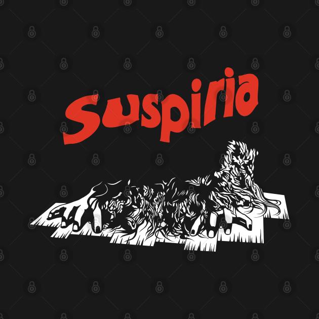 TeePublic: Suspiria colour