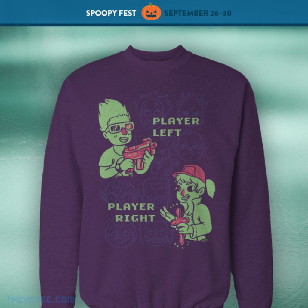 The Yetee: Zappin' Zombie Pals