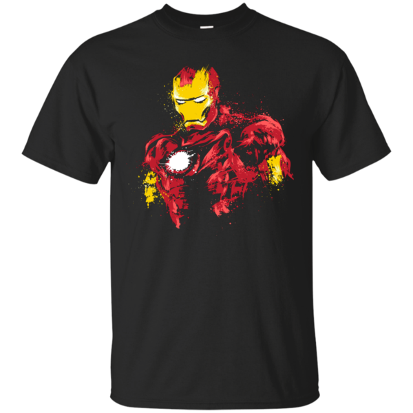 Pop-Up Tee: The Power of Iron