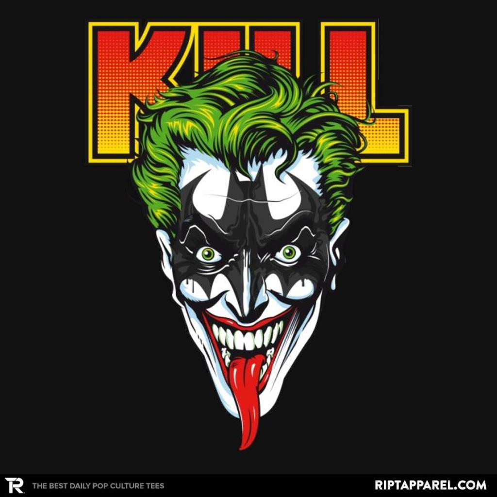 Ript: KISS THE BAT