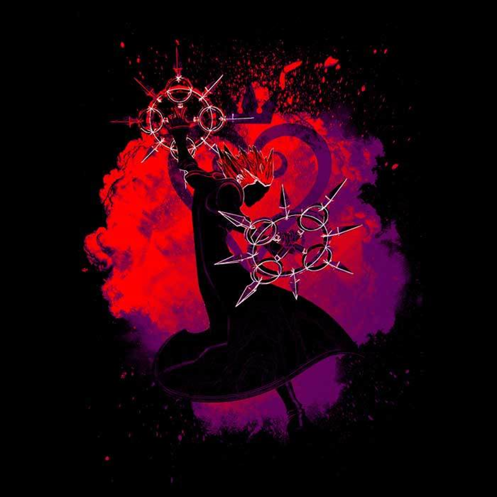 Once Upon a Tee: Soul of the Dancing Flames