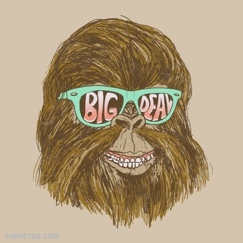 The Yetee: Big Deal