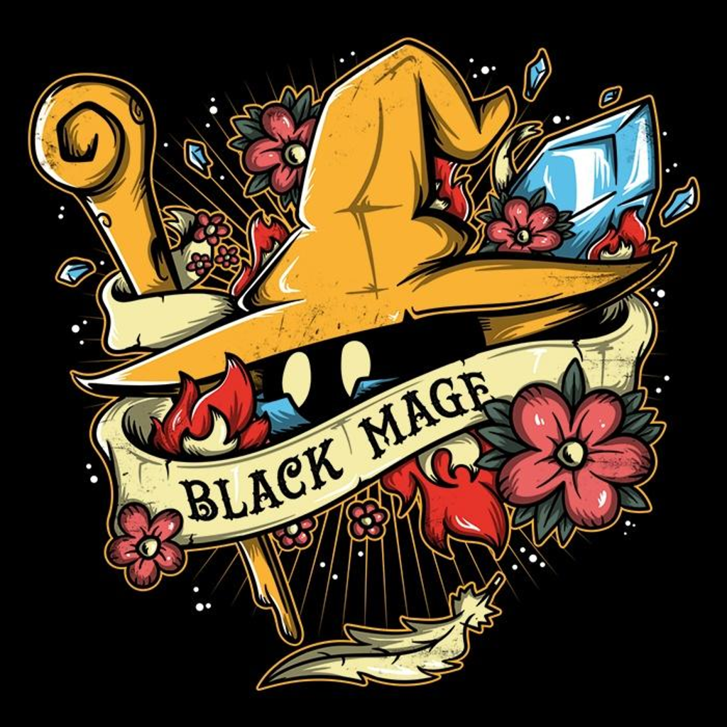 Once Upon a Tee: Black Magical Arts