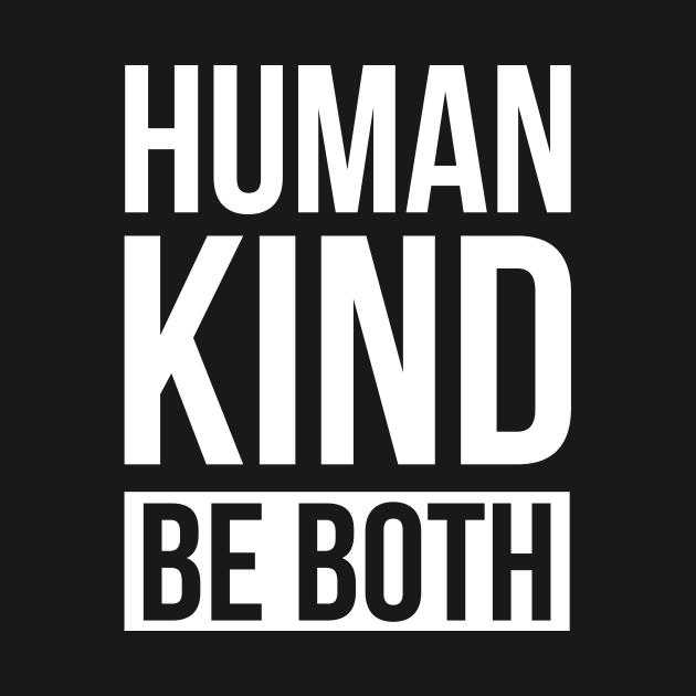 TeePublic: Human kind