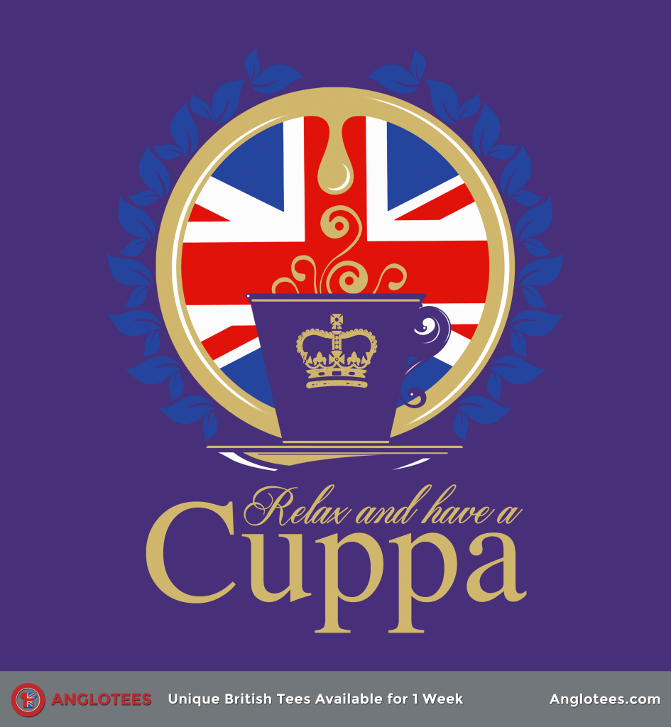 Anglotees: Have a Cuppa