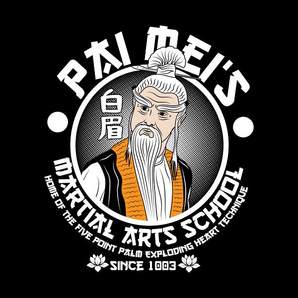 NeatoShop: Pai Mei's Martial Arts School