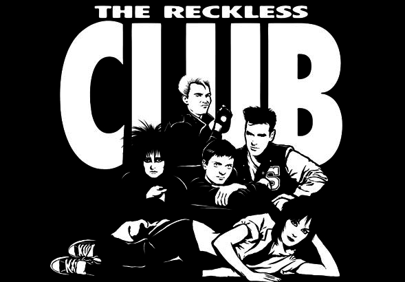 teeVillain: THE RECKLESS CLUB