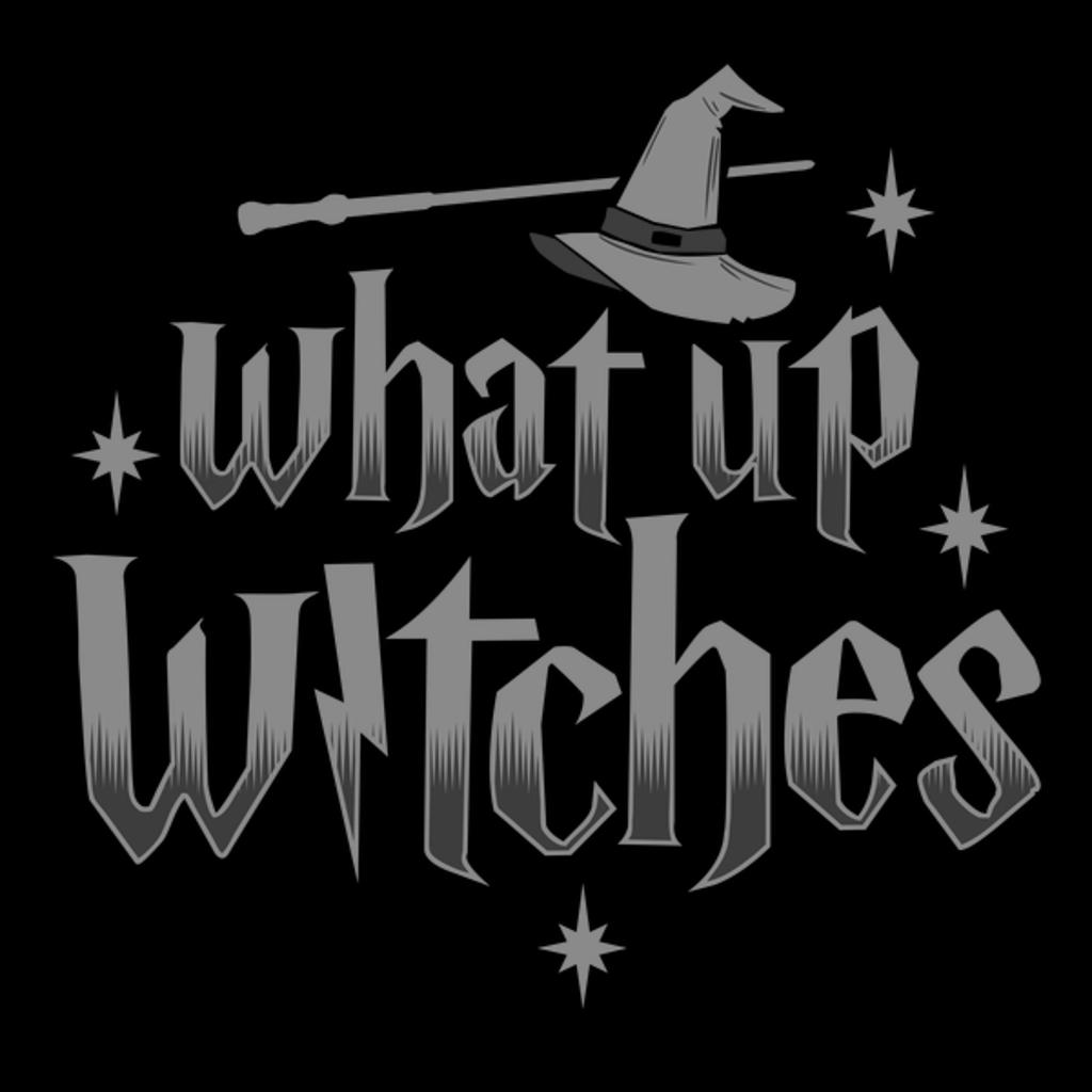 NeatoShop: What Up Witches