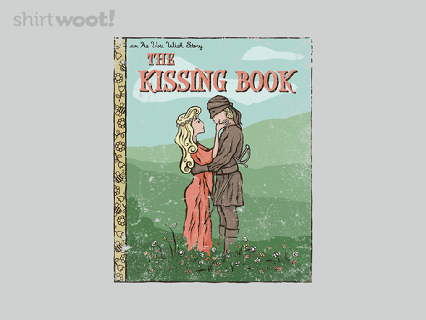 Woot!: The Kissing Book
