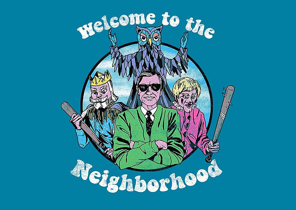 TeeFury: The Neighborhood