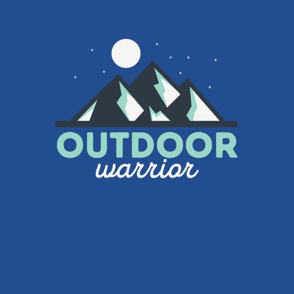 BustedTees: Outdoor Warrior