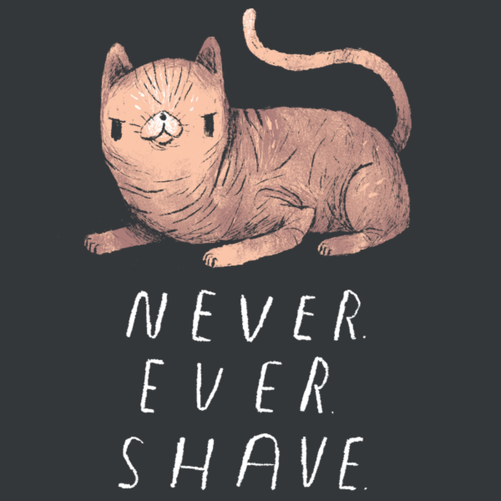NeatoShop: never ever shave.