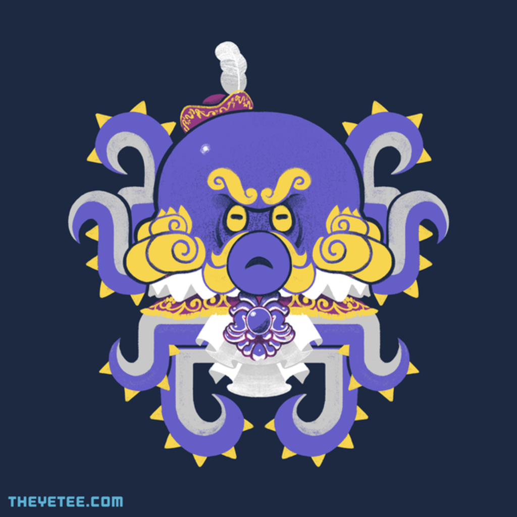 The Yetee: Mollusque-Lanceur