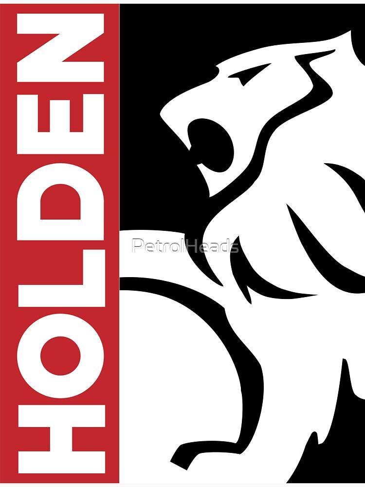 RedBubble: Holden