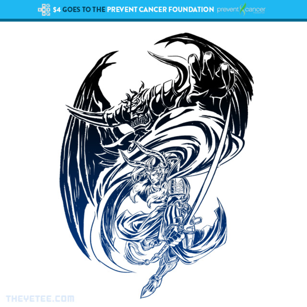 The Yetee: Light vs Chaos