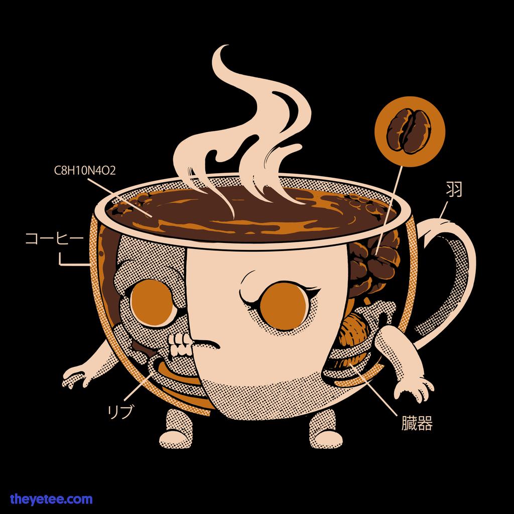 The Yetee: Coffeezilla X-ray