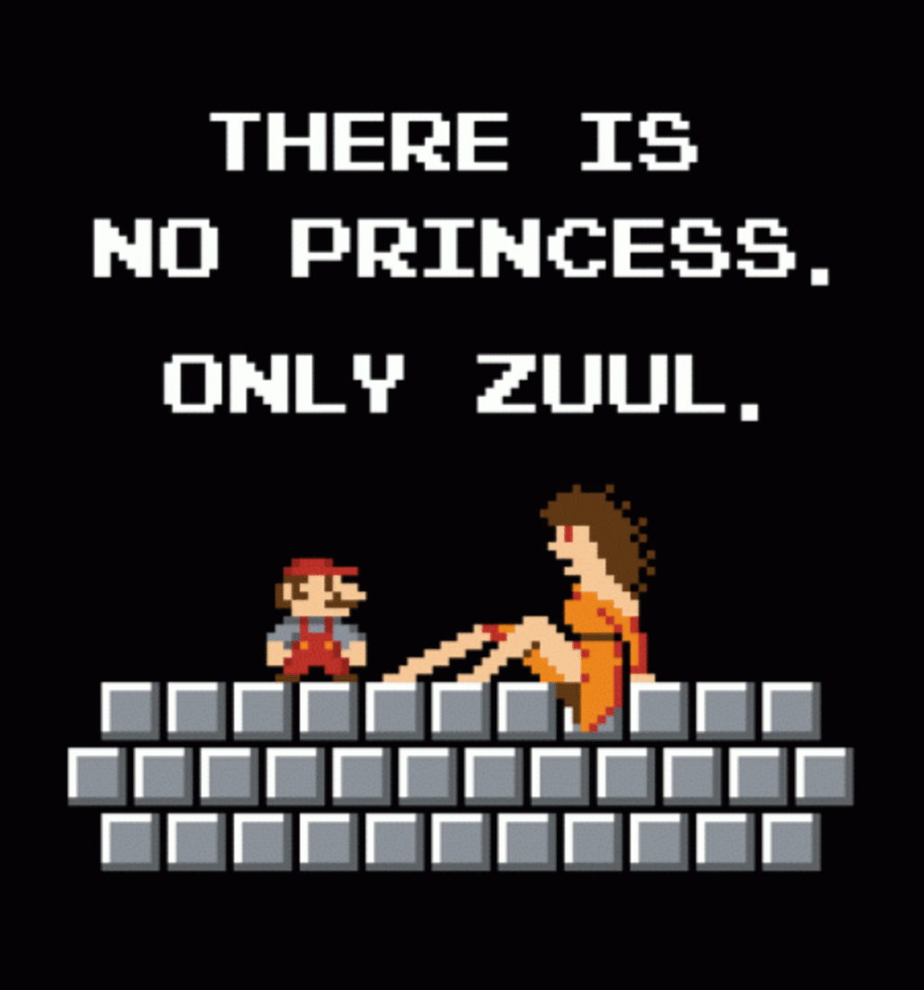 BustedTees: There Is No Princess