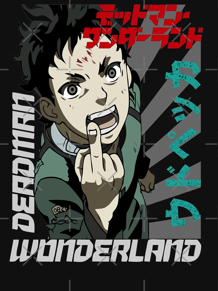 RedBubble: Ganta Deadman Wonderand