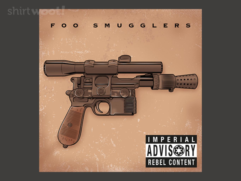 Woot!: Foo Smugglers