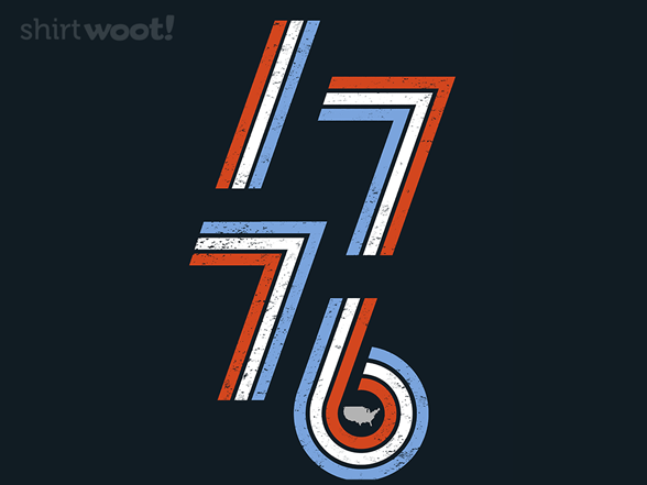 Woot!: 76 Stripes - $15.00 + Free shipping