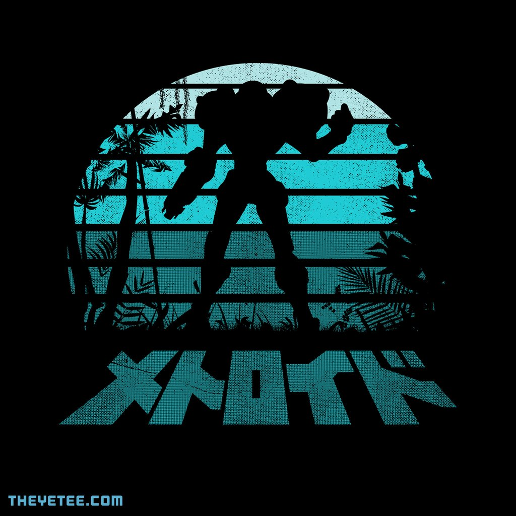 The Yetee: SUNSET by manospd