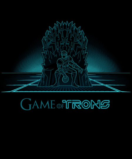 Qwertee: Game of TRONS