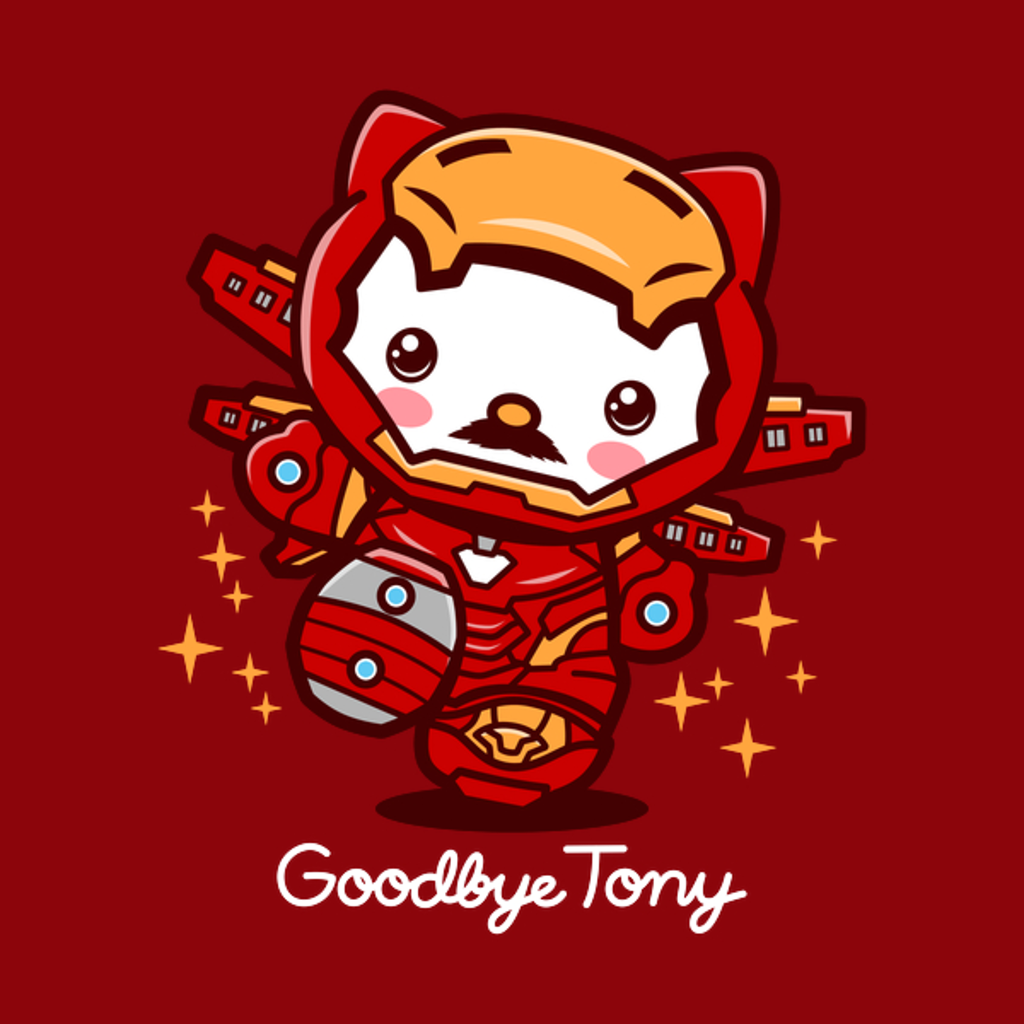 NeatoShop: Goodbye Tony