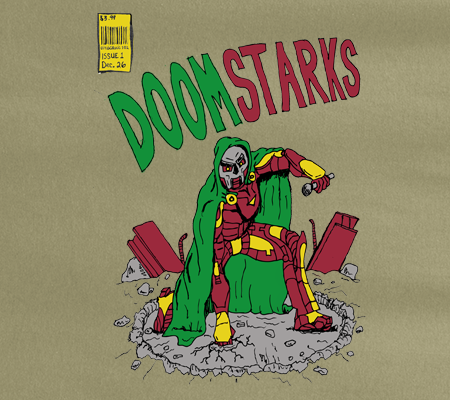 My Main Man Pat: DOOMSTARKS