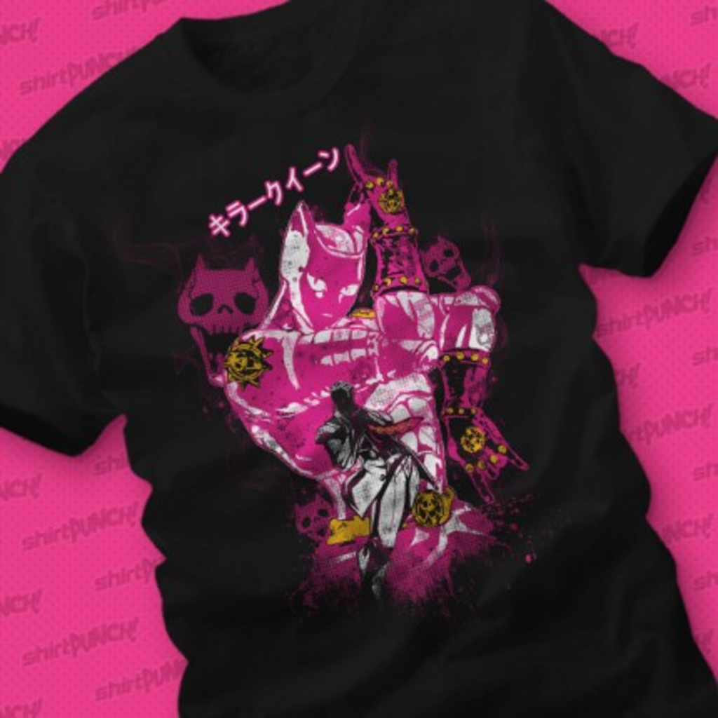 ShirtPunch: Killer Queen